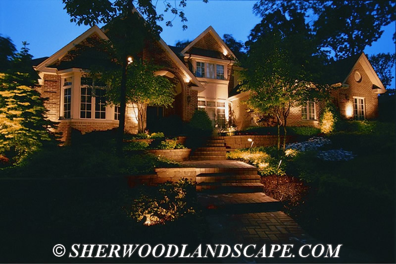 Landscape Lights Of Michigan Landscaping Company Ocala Fl