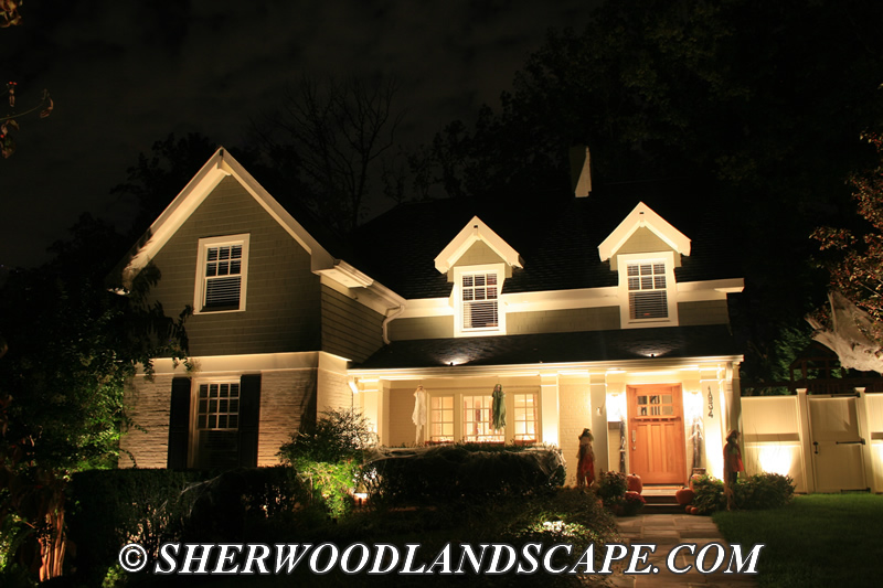 residential outdoor landscape lighting michigan outdoor lighting