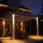 Outdoor Landscape Patio Lighting