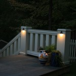 Outdoor Lighting for Walkways and Stairs